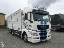 MAN TGX 26.400 EEV 6x2 Super Stan , Multitemperatura truck