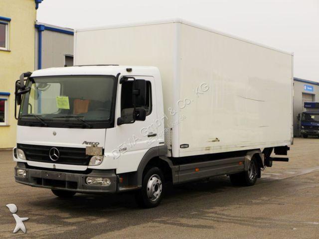Camion Mercedes Atego 816*Euro 4*Schalter*LBW*