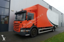 Scania P310 4X2 BOX EURO 3 truck