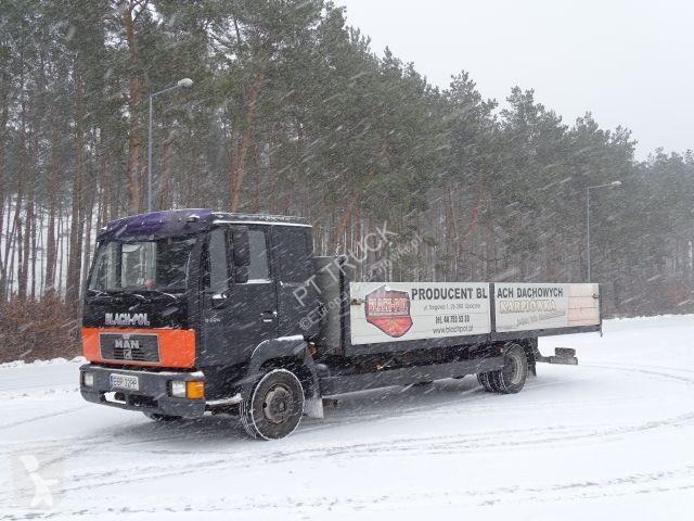 Ciężarówka MAN 8.224
