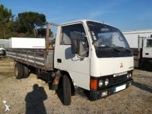 Mitsubishi dropside truck