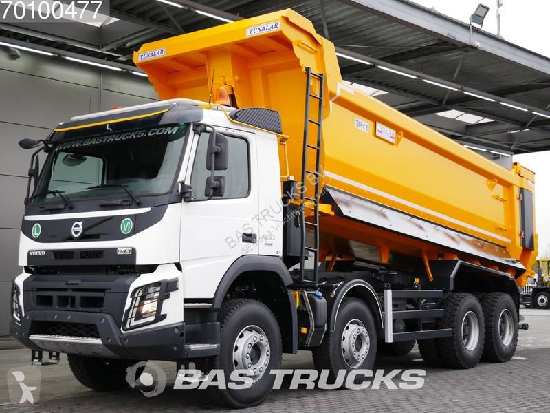 new volvo fmx tipper truck 460 8x4 diesel euro 6 n 2986539. Black Bedroom Furniture Sets. Home Design Ideas