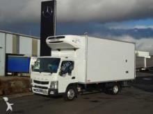 camión Mitsubishi Fuso Canter 7C15 Kühlkoffer + LBW Klima