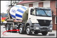 Mercedes Axor 3236 Stetter 9m³, Euro4, Klima Schaltung truck