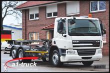 camião DAF CF 75/360, ZF-Intarder, hydraulischer Hubrahmen