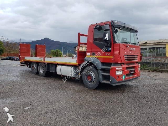 Trasporto macchinari Iveco