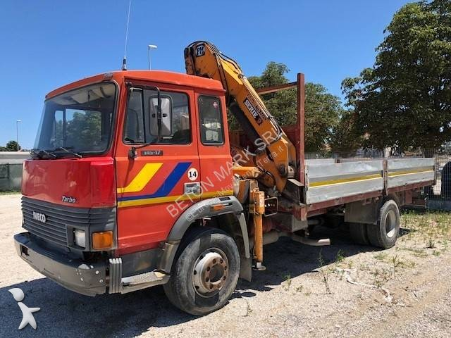 Camion Iveco 9522