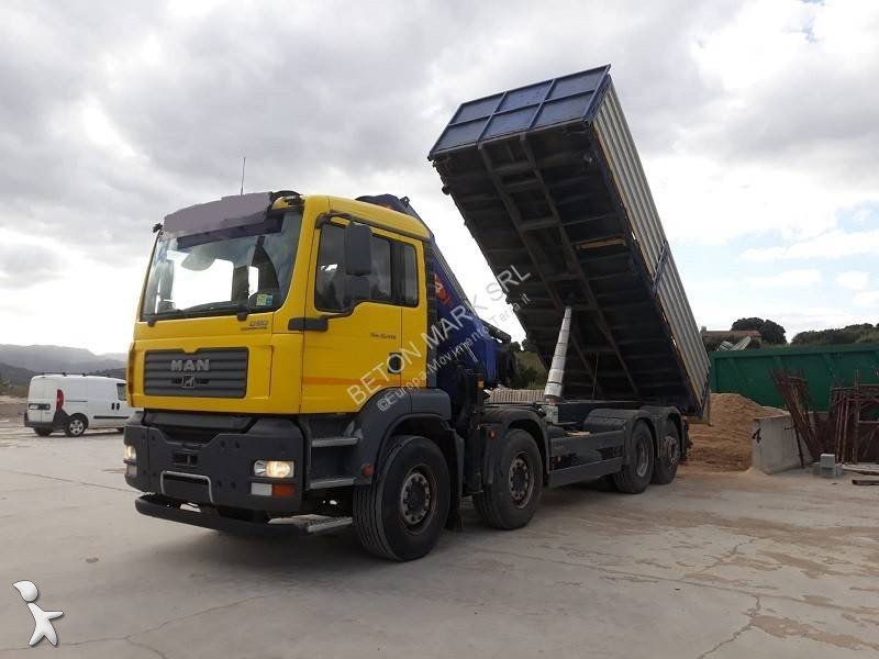 Camion MAN 24LC