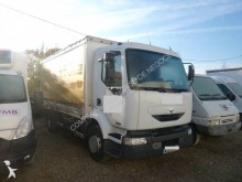 used Renault Midlum tautliner truck 180.13 4x2 Euro 3 - n°2987425 - Picture 1
