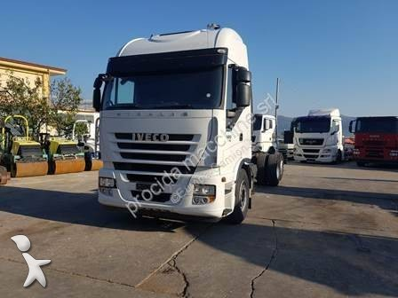 Iveco heavy equipment transport