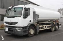 Renault oil/fuel tanker truck