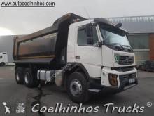 camión Volvo FMX 420