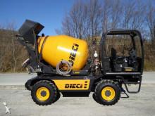 camião betão betoneira / Misturador Dieci