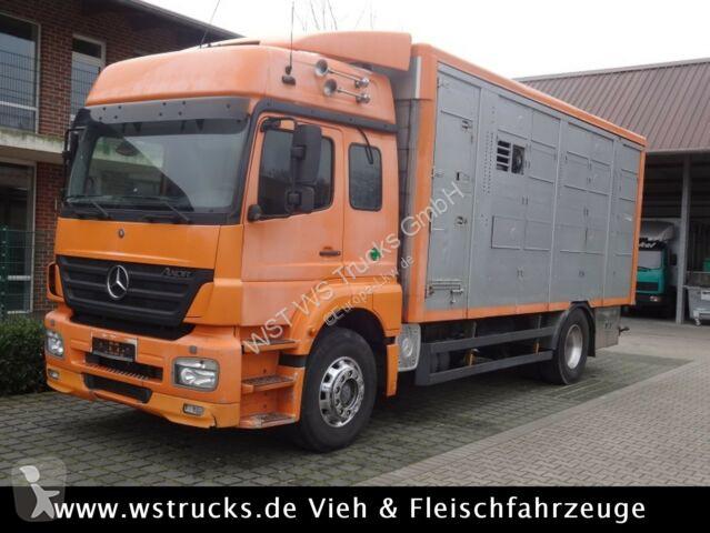 Camion Mercedes Axor 1833 2 Stock Michieletto