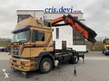 camion MAN 19.414 4x2 Palfinger 21000