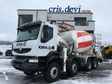 Renault 450 8x4 Cifa 28.4 LKW