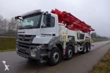 Mercedes 4140 8x4 Putzmeister 42-5 M truck