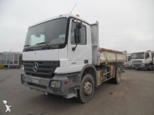 used two-way side tipper truck