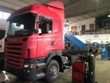 Scania heavy equipment transport