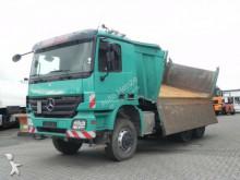 Mercedes Actros 3344AK 6x6 3-Achs Allradkipper Bordmatik truck