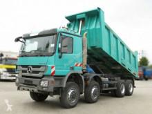 camión multivolquete Mercedes