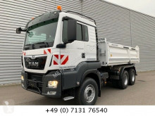 camion MAN TGS 26.500 6x4 BB,NA Motorseitig,Intarder