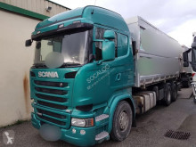 camión volquete para cereal Scania