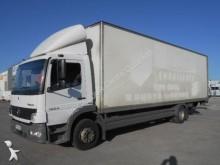 camion furgone plywood / polyfond Mercedes