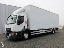 camião furgão dúplo piso Renault