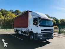 camión lona corredera (tautliner) DAF