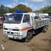 Isuzu dropside truck