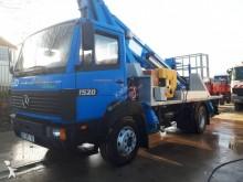 ciężarówka zwyżka teleskopowa używana