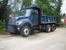 camion benne Enrochement International