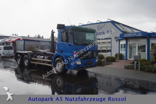 Camion Mercedes Actros 2641 Abrollkipper 6x4 Meiller Euro 5