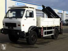 camion MAN 9.150*4x4*MKG-Kran*Schalter*