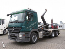 Mercedes Actros 2544 L6x2 Abrollkipper Meiller, RS: 3.9 m truck