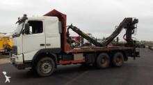 Volvo timber truck