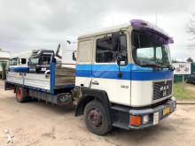 camion MAN 12.192 PICK-UP - 6 CYLINDERS - MECHANICAL ENGINE / POMPE MECANIQUE - NL TRUCK