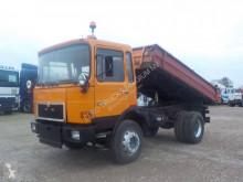 camião MAN 14.170 (BIG AXLE / STEEL SUSPENSION)