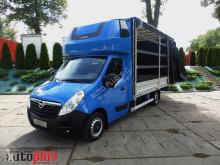 Opel MOVANOPLANDEKA FIRANKA 10 PALET KLIMATYZACJA TEMPOMAT 165KM [ 6 truck
