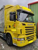 camión furgón Scania