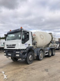 camion betoniera cu rotor/ Malaxor Iveco