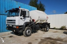 DAF chemical tanker truck