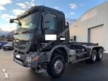 грузовик бункеровоз Mercedes