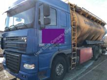 грузовик цистерна DAF