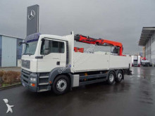 грузовик платформа бортовой MAN