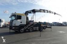 грузовик платформа Scania