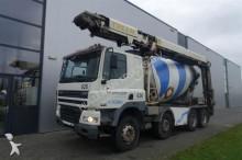 camião betão betoneira / Misturador DAF