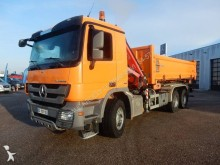 Mercedes Actros 3348 truck