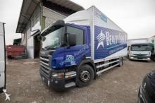 camião furgão Scania